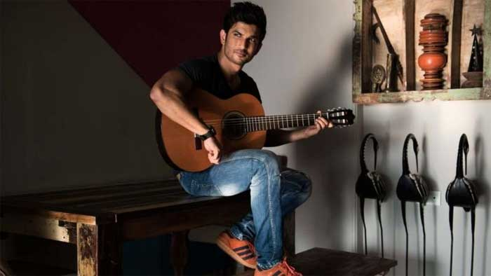 Bollywood actor Sushant Singh Rajput. Photo: Getty Images