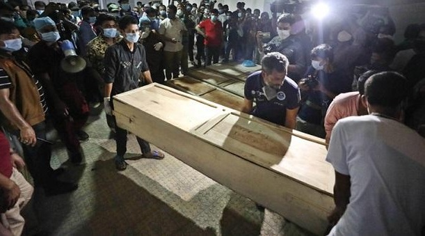 Narayanganj mosque blast death toll hits 28 after one more dies