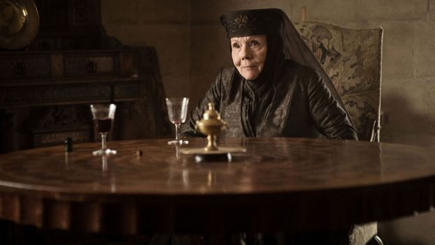 Olenna Tyrell made her final appearance in Game of Thrones in 2017. Photo: HBO