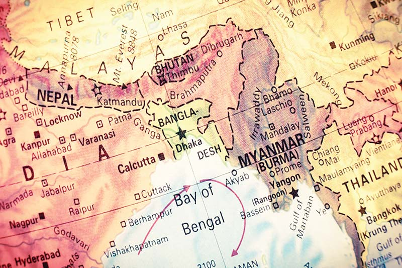 Myanmar and Us