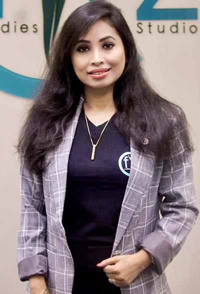 Tanzida Yousuf Chhonda, CEO, Cfitz Ladies Fitness Studio