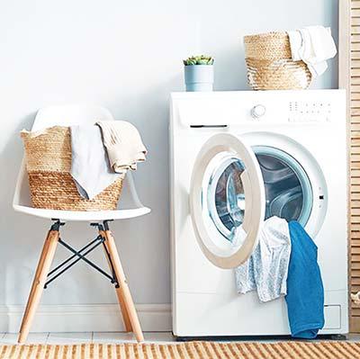 Washing machines can make life simpler