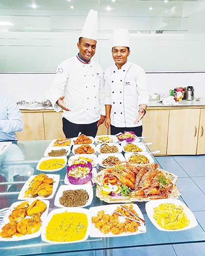 Importance of chefs for flourishing tourism