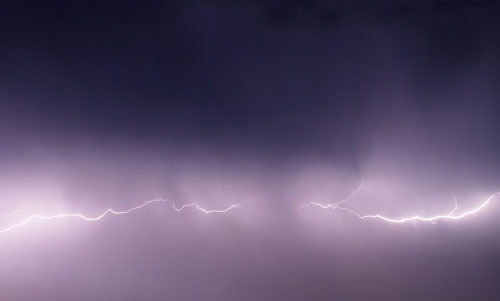 Young man killed in lightning strike in Mymensingh