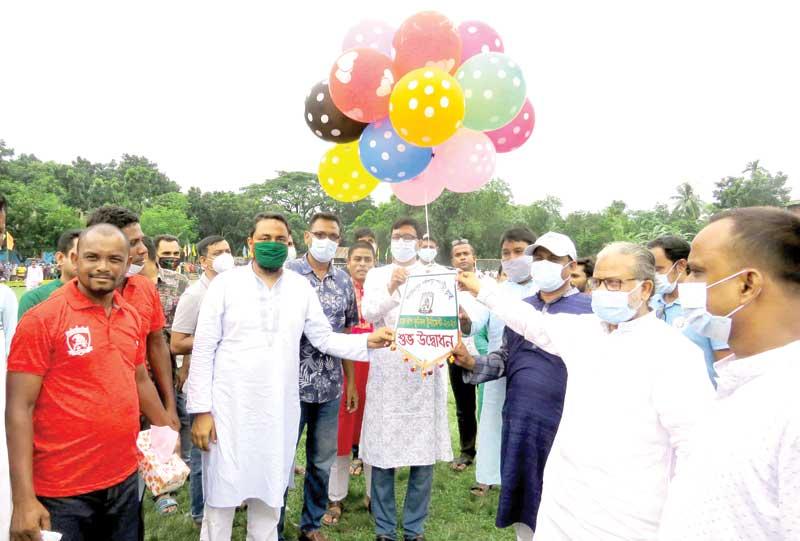 Joypurhat Mayor Cup inaugurated