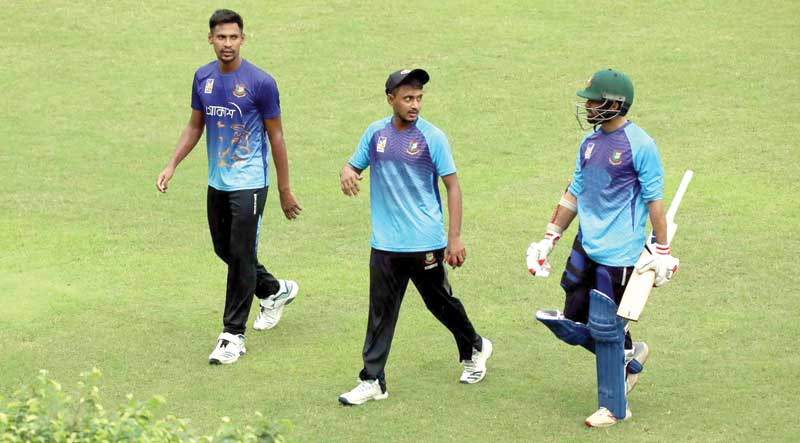Bangladesh wants to play SL series with full preparation