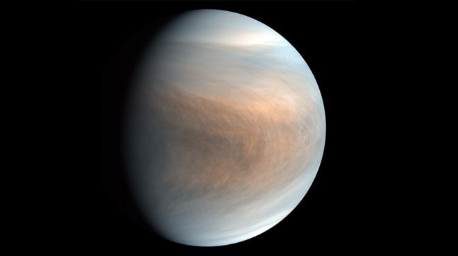 Planet Venus: The phosphine is detected at mid-latitudes | JAXA/ISAS/Akatsuki Project Team