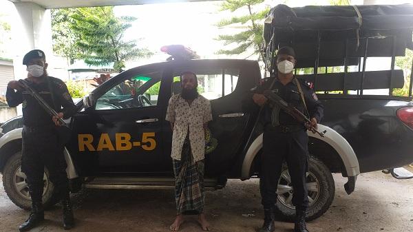 'Drug dealer' held with phensedyl in Joypurhat