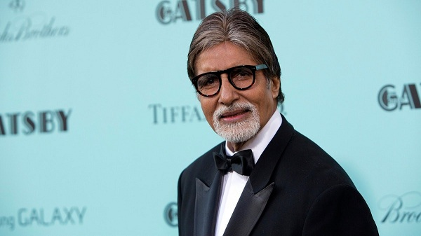 Amitabh Bachchan. Photo: Reuters