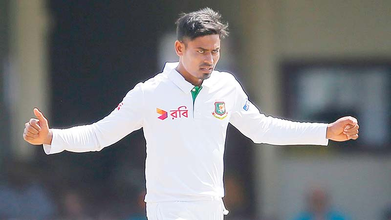 Taijul changes bowling action to play all formats