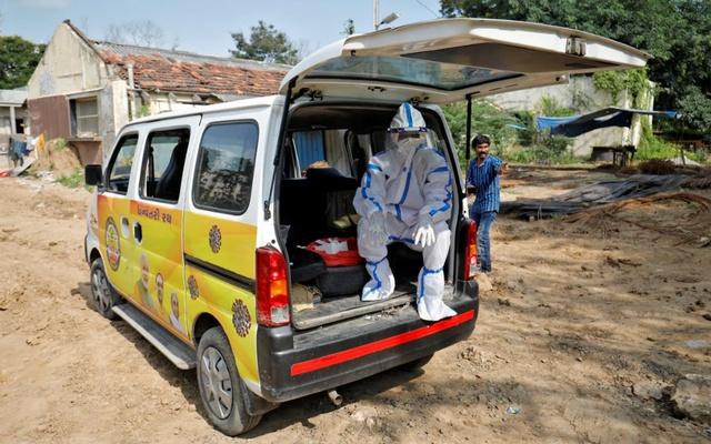 India's virus cases surpass 5mn