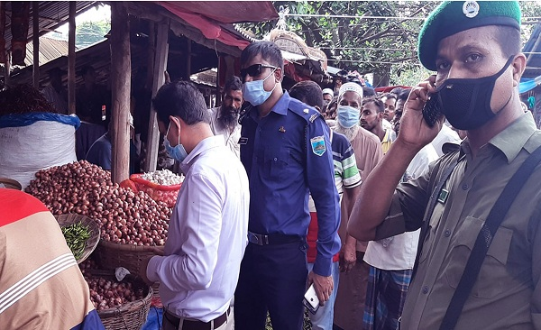 7 onion traders fined in Naogaon