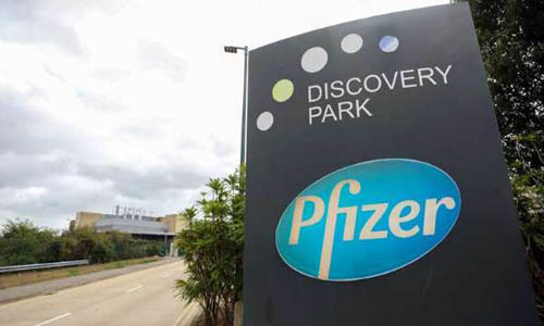 Pfizer's vaccine study shows mild-to-moderate side effects