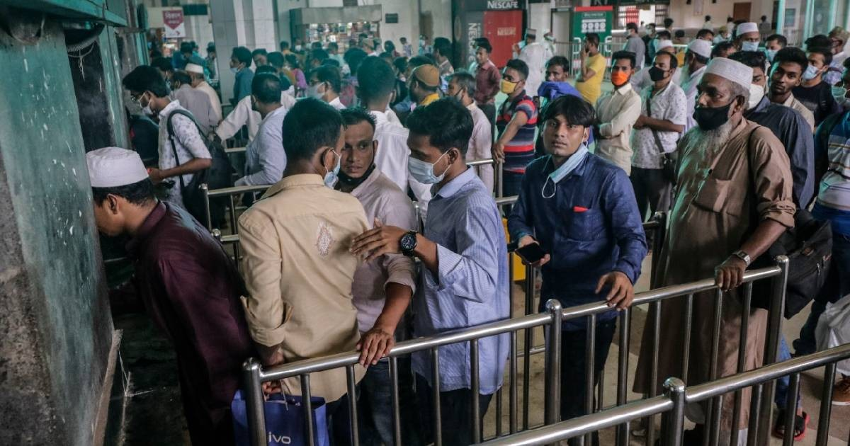 Railway resumes full services