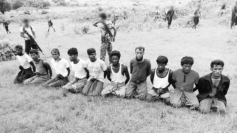 Soldiers' confession: Myanmar can't deny the liability of Rohingya massacre