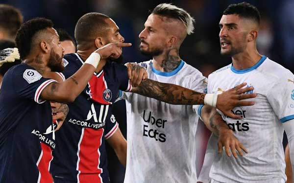 Neymar banned for 2 games following brawl