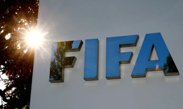 Logo of FIFA is seen in Zurich. File photo: Reuters