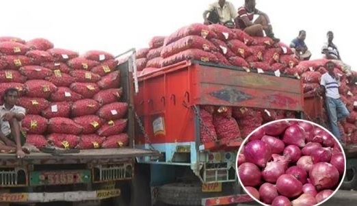 India likely to release stranded trucks with onion today