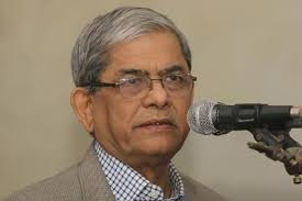 BNP for united movement to 'protect democracy'