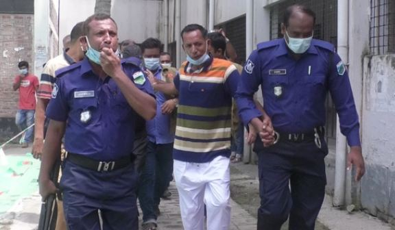 Two to walk gallows for killing Natore AL leader
