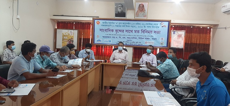 3.46 lakh babies to be fed Vitamin A Plus Capsules in Naogaon
