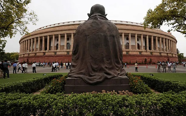 Parliament Monsoon Session: The Monsoon session is scheduled to conclude on October 1. Photo: NDTV