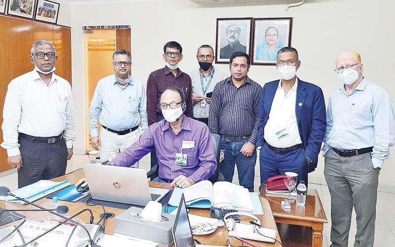 Janata Bank Ltd Chairman Dr. S.M. Mahfuzur Rahman
