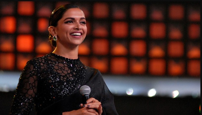 Deepika Padukone. File photo: AFP
