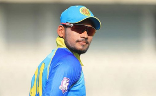 Shanto focuses on to prolong his innings