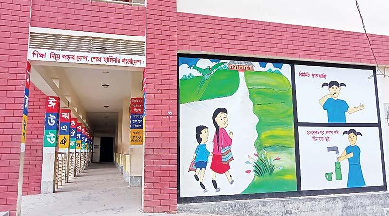 Visual education in primary schools