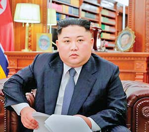 Kim Jong Un issues rare apology after killing South Korean official