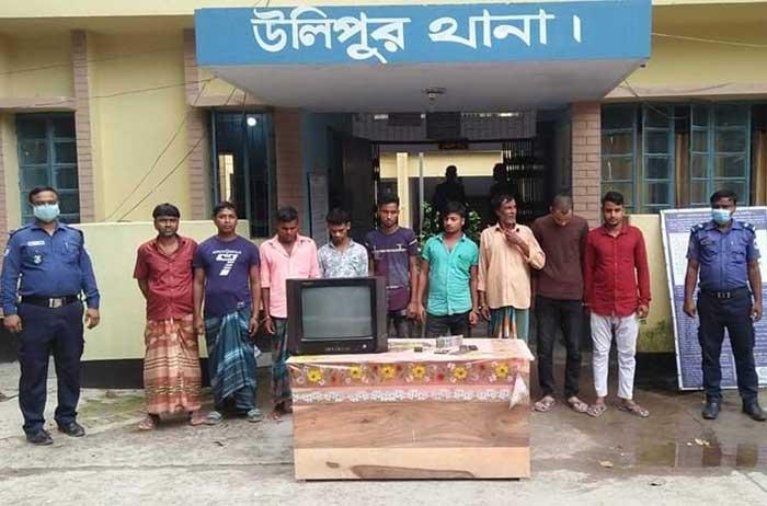 Nine more arrested in Kurigram over IPL gambling