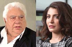 Anushka Sharma breaks silence on Farokh Engineer's claim