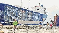 Ship-breaking dropped by 50pc in Jan-Sept due to Covid-19