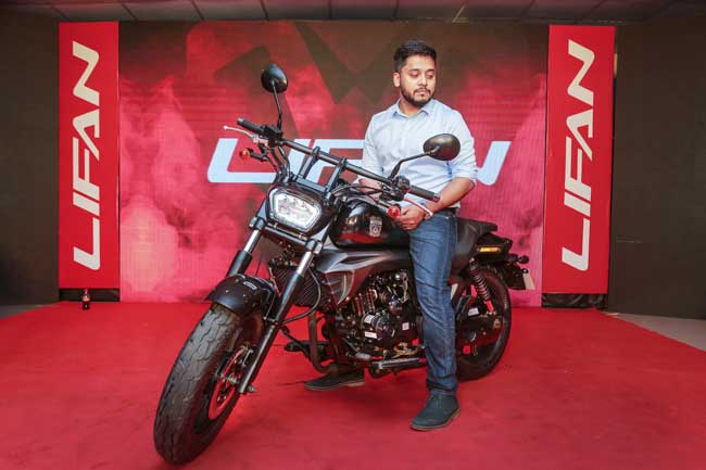 'Lifan Motorcycle Bangladesh' introduced 3 models