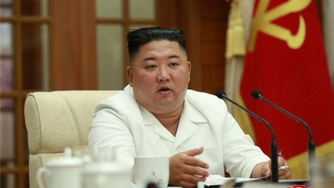 Mr Kim said the incident should never have happened. Photo: Reuters