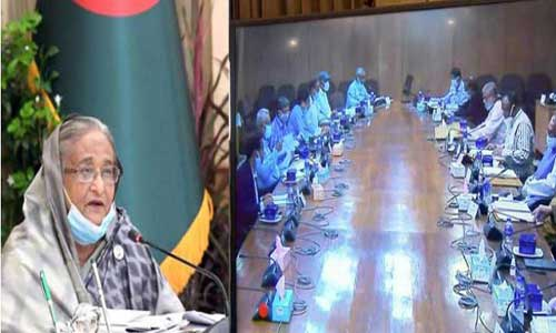 Cabinet adopts condolence motion over death of Mahbubey Alam
