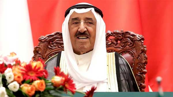 Sheikh Sabah al-Ahmed al-Sabah had ruled the oil-rich Gulf state since 2006 | REUTERS
