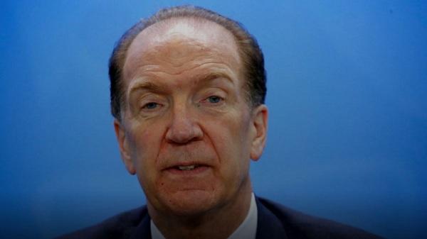 World Bank President David Malpass. Photo: Reuters