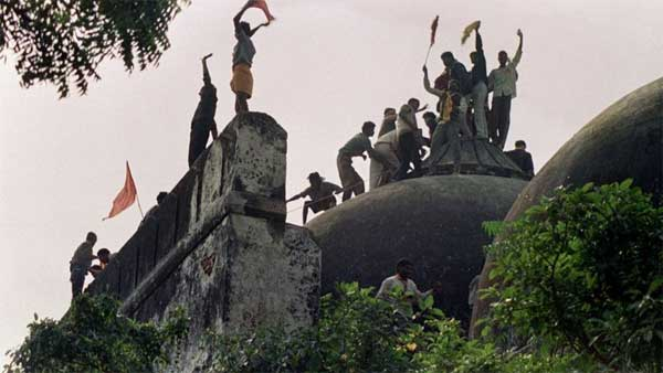 The dispute reached a flashpoint in 1992 when a Hindu mob destroyed a mosque at the site