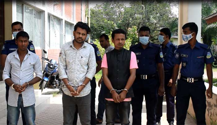 UP chairman among three held for murder in Mymensingh