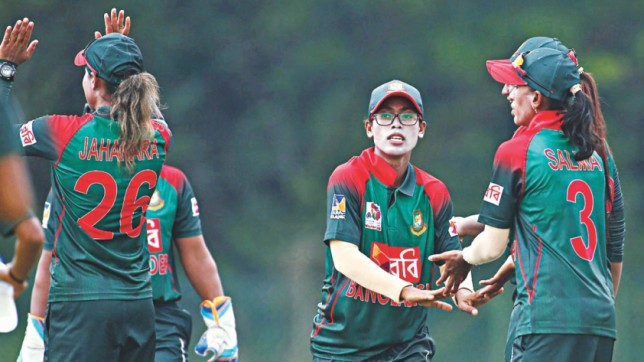 Women's T20 Challenge: Two Bangladeshis to take part