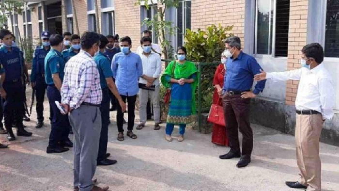 Gang-rape of Housewife: Judicial probe body visits MC College