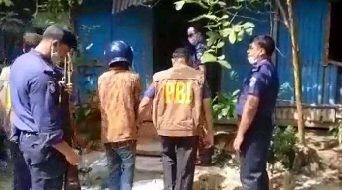 Noakhali woman assault: PBI team visits spot with 3 accused
