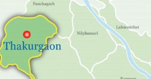 Man dies in Thakurgaon road crash