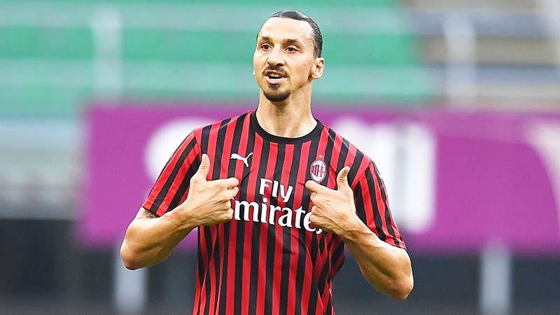 Ibrahimovic set for Milan derby, Ronaldo in quarantine as Serie A returns