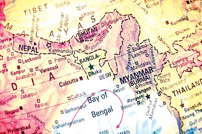 Myanmar and Us