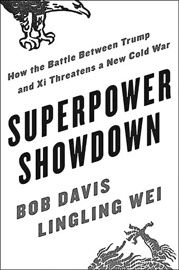 Superpower Showdown: How the Battle Between Trump and Xi Threatens a New Cold War