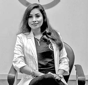 Tunzida Yousuf Chhonda  CEO  Cfitz Ladies Fitness Studio