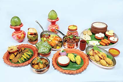 Puja celebration offer at Renaissance Dhaka Gulshan Hotel